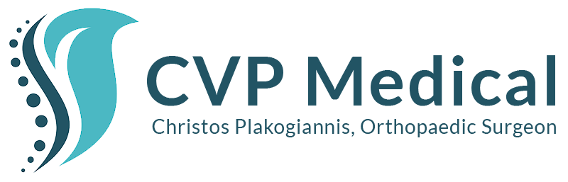 CVP Medical Ltd - Christos Plakogiannis, Orthopaedic surgeon